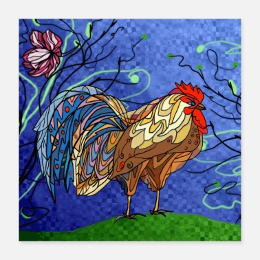 Rooster Rooster - Poster