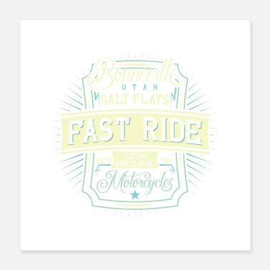 Fast FAST RIDE - Poster