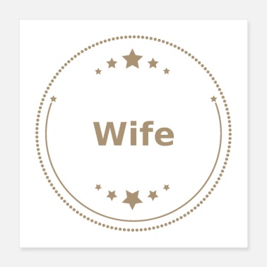 Wife Wife - Poster