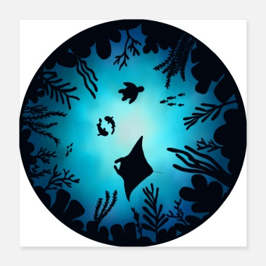 Underwater World - Poster