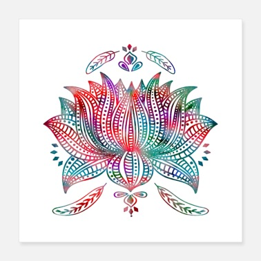 lotusblume stellung