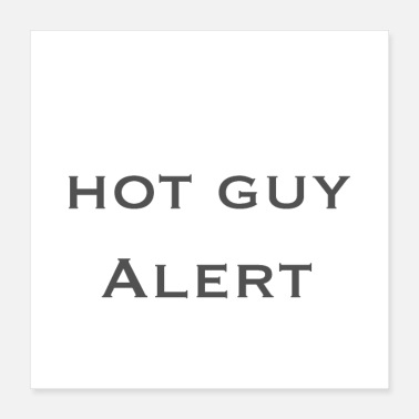 Guys Hot guy - Poster