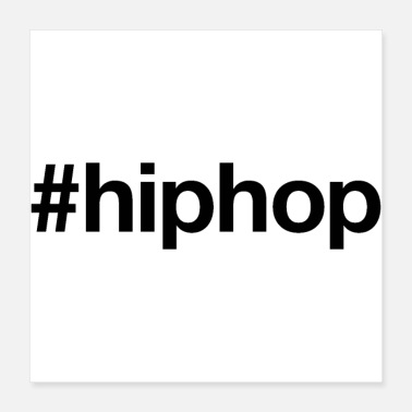 Old School Hip Hop HIP HOP - Poster