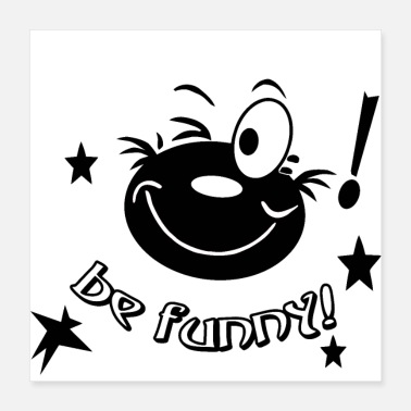Humour be funny - Poster