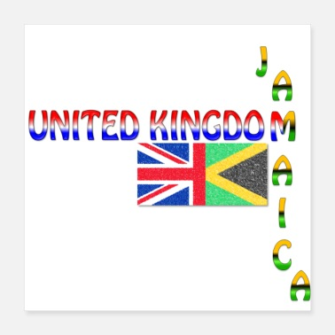 Uk JA en UK BAC - Poster