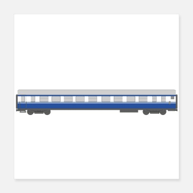 trolley Logo - Poster