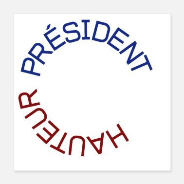Presidents Copy of A PRESIDENT AT THE HEIGHT - Poster