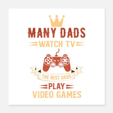 Video The best Dad play Video Games - Poster