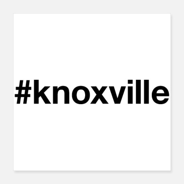 Knoxville KNOXVILLE - Poster