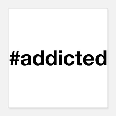 Addicted ADDICTED - Poster