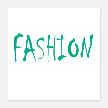 Populaire Fashion tee shirt populaire simple et beau - Poster