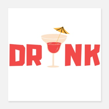 Liquor Drink cocktail - Poster