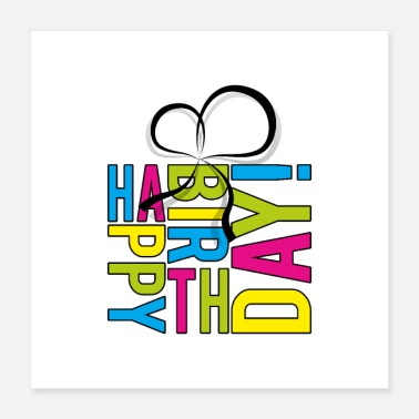 Happy Birthday Happy Birthday - Poster