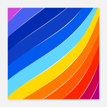 Colors COLORFUL YOUR DAY COLORFUL COLOR SPECTRUM - Poster