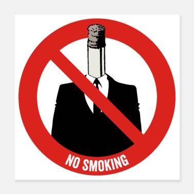 Smoking No Smoking - Poster