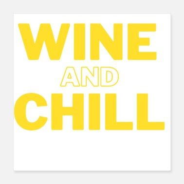 Ctf Wine and chill - Poster