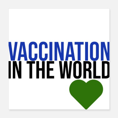 vaccination worldwide covid 19 lockdown - Poster
