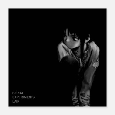 Experience SERIAL EXPERIMENTS LAIN - Poster