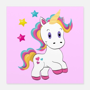 Im Unicorn I'm Magical - Poster