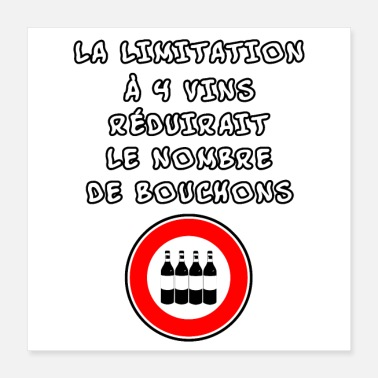 Rausch THE 4 WINE LIMITATION WILL REDUCE THE NUMBER OF ... - Poster