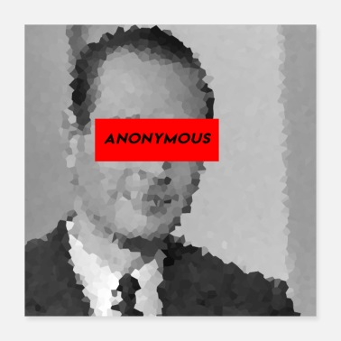 Anonymous Anonymous - Poster