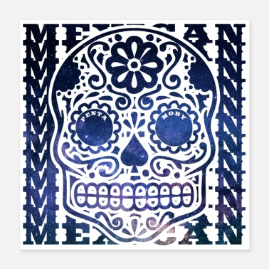 Tradisjon MEXICO MEXICAN WORLD TALL DEAD HEAD (plakat) - Poster