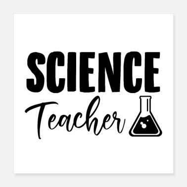 Bio Teacher | Natural Sciences Physics Bio Gifts - Poster