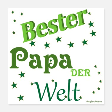 Bester Bester Papa - Poster
