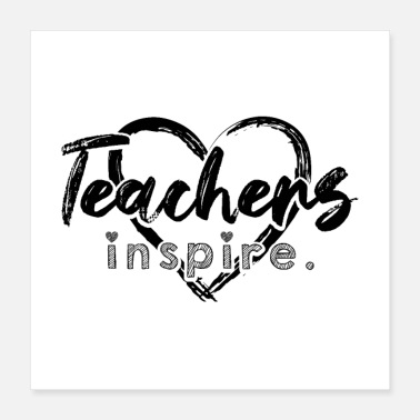 Vocational School Teacher Teacher teacher School class teacher gifts - Poster
