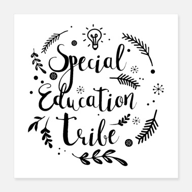 Teacher Teacher teacher Class teacher school gifts - Poster