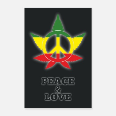 Peace poster - Poster