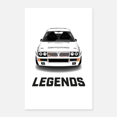 Legend LEGENDS DELTA - Poster