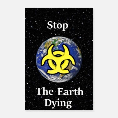 Virus Earth Dying - Poster