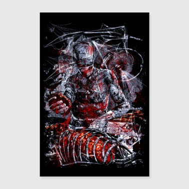 MAD DOC - Poster 60x90 cm