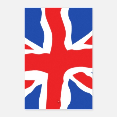 Kingdom Union Jack - Poster 24 x 35 (60x90 cm)