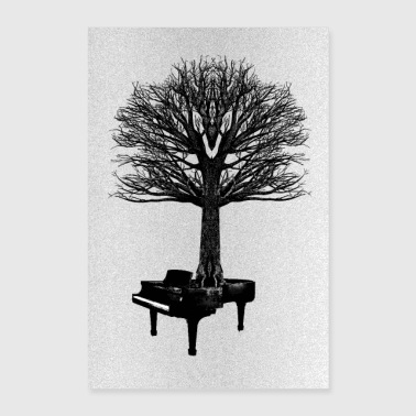 pianist - Poster 60x90 cm
