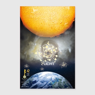 05 Licht Seele Poster - Poster 60x90 cm