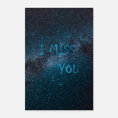 Miss I MISS YOU - Poster