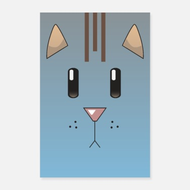 Petcontest CatFace Poster (Petcontest) - Poster