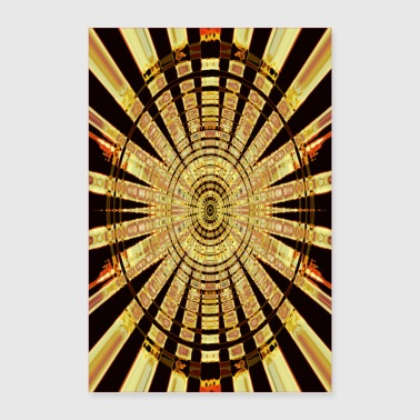 Phone Golden Circle - Poster 24 x 35 (60x90 cm)
