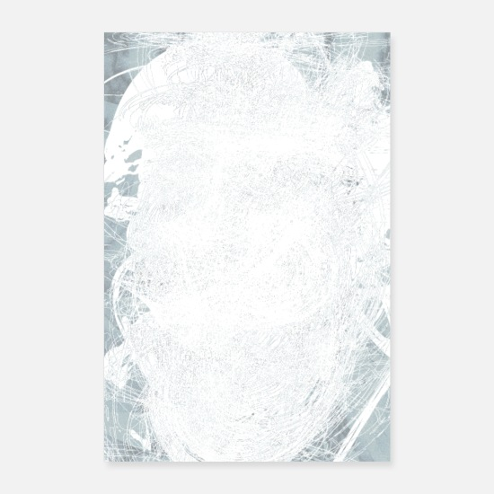 Abstract Posters - abstract - Posters white