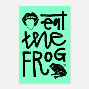 Eat the Frog 5 - Poster