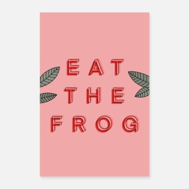 Eat the Frog 6 - Poster