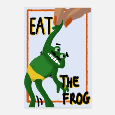 Eat the Frog 2 - Poster