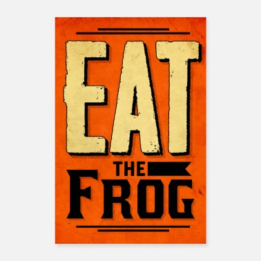 Eat the Frog 9 - Poster