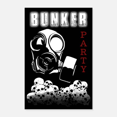 Bunker Party - Poster