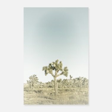 Joshua Tree National Park - Poster