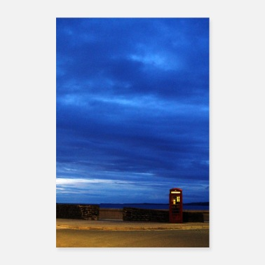 Harbour The Lonely Phone Box - Poster