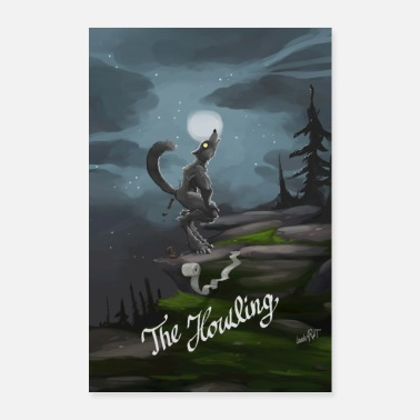 Strange The Howling - Poster 60x90 cm