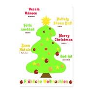 god jul på spansk